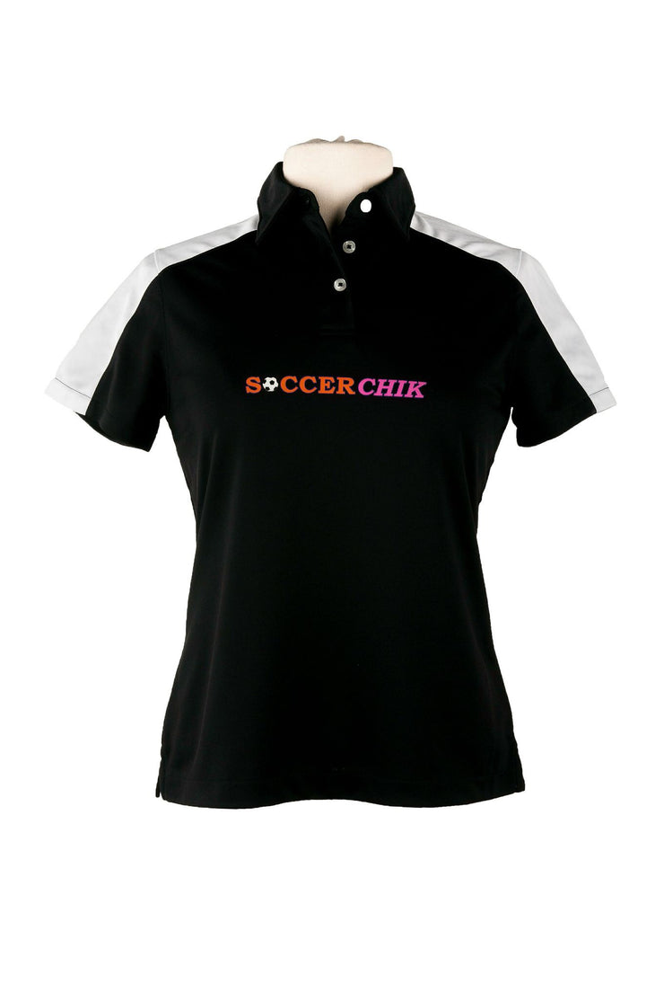Signature Polo in Black