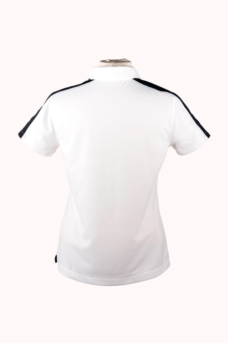 Signature Polo in White