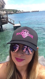 SoccerChik Mesh Trucker Hat