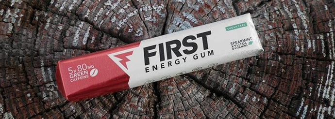 10 REASONS TO USE CAFFEINE GUM