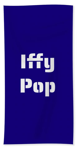 Iffy Pop - Beach Towel