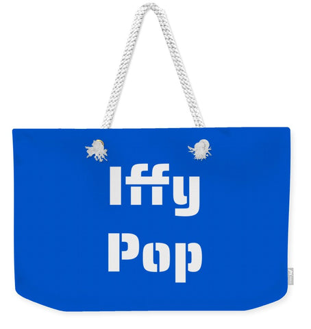 Iffy Pop - Weekender Tote Bag