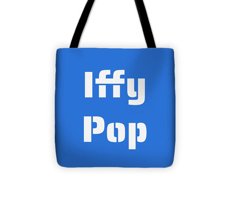 Iffy Pop - Tote Bag