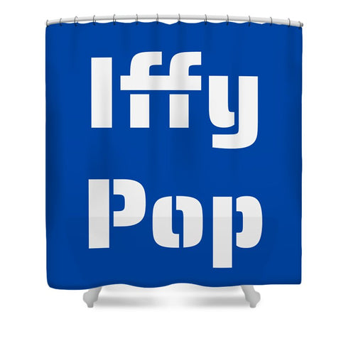 Iffy Pop - Shower Curtain