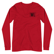 Load image into Gallery viewer, Unisex Long Sleeve Tee/Its a lifestyle