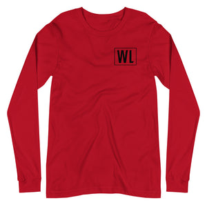 Unisex Long Sleeve Tee/Its a lifestyle