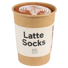 Load image into Gallery viewer, DOIY - Latte Socks