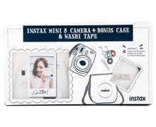 Load image into Gallery viewer, Fujifilm - Instax Mini 8 Camera Black Bundle