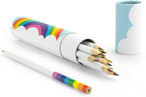 Mustard - Rainbow coloured pencils 12pk