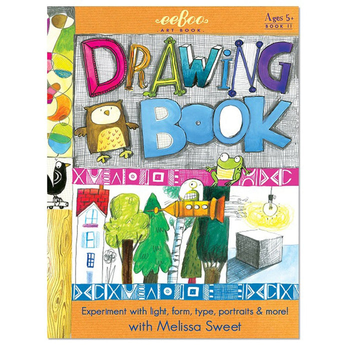 EEBOO - Drawing Book by Melissa Sweet