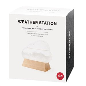IS Gift - Cloud Weather Station