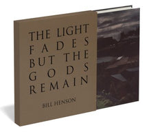 Load image into Gallery viewer, Bill Henson: The light fades but the gods remain