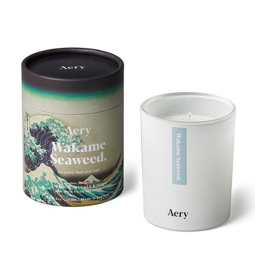 Aery - Wakame Seaweed luxury candle