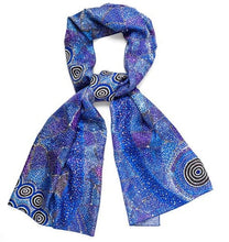 Load image into Gallery viewer, Alma Granites - Silk scarf