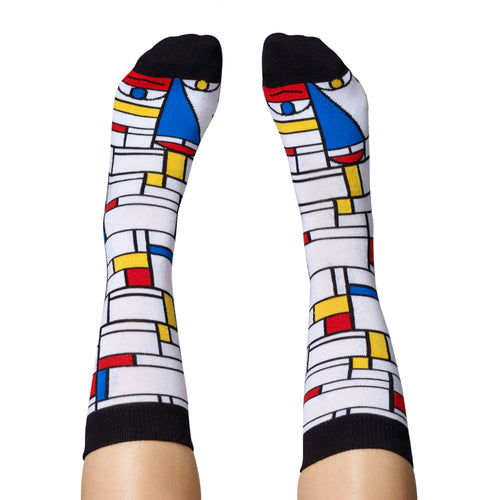 Chatty Feet - Feet Mondrian