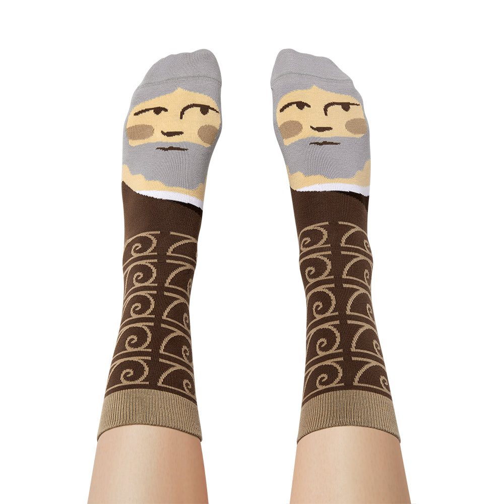 Chatty Feet - Leonardo Toe Vinci