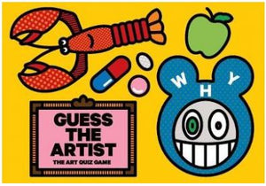 Laurence King - Guess The Artist: The art quiz game