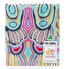 Load image into Gallery viewer, Judy Watson - Tea towel