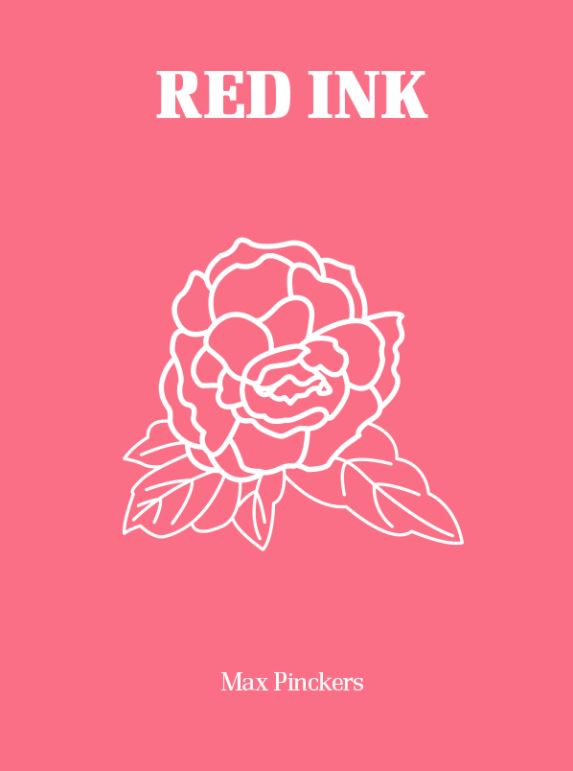 Max Pinckers - Red Ink