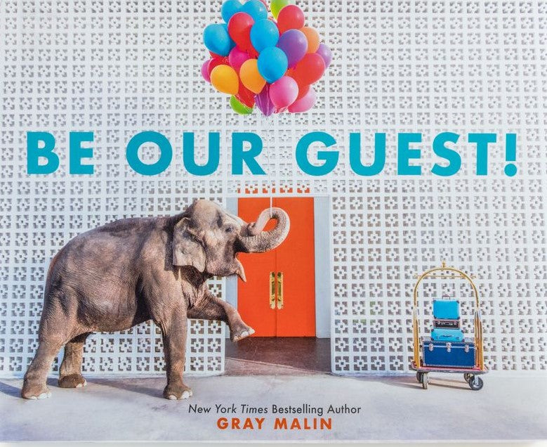 Be Our Guest by Gray Malin