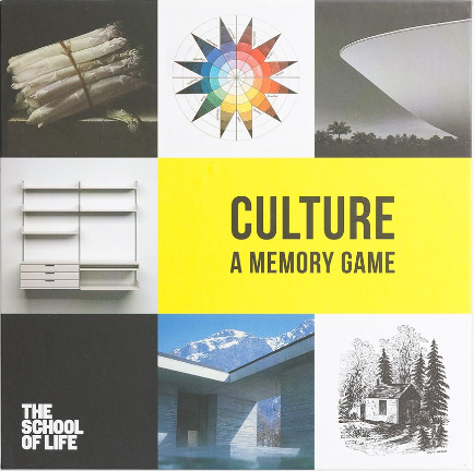 The School of Life - Culture a memory game