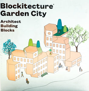 Areaware - Blockitecture Garden City