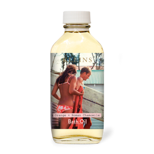 Kleins - Rennie Ellis Surfer with Girl: Bath Oil