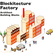 Load image into Gallery viewer, Areaware - Blockitecture Factory