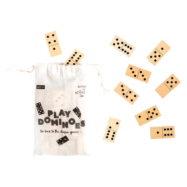 Make Me Iconic -LC series DOMINOES