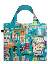 Load image into Gallery viewer, LOQI - Envirobag Jean Michel Basquiat