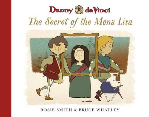 Danny daVinci: The secret of the Mona Lisa
