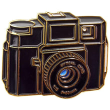 Load image into Gallery viewer, Official Exclusive - Camera enamel pins