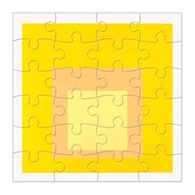 Load image into Gallery viewer, Galison - Josef Albers Wood puzzle set
