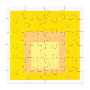 Galison - Josef Albers Wood puzzle set