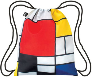 LOQI - Backpack Mondrian