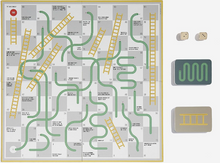 Load image into Gallery viewer, The School of Life Emotional Snakes & Ladders
