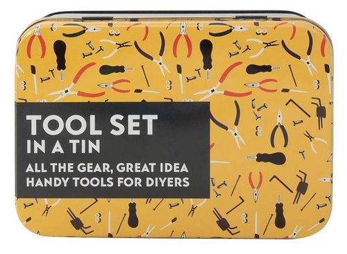 Apples to Pears - Tool set in a tin