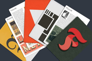 Type Deck: 54 iconic typefaces