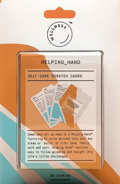 Luckies - Helping Hand cards