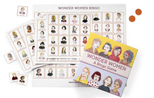 Load image into Gallery viewer, Wonder women bingo