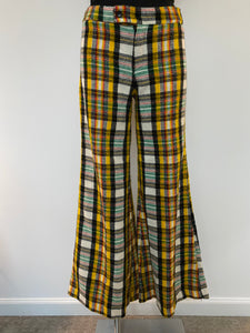 The Penny Plaid Pant