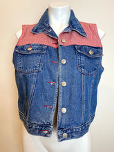 Load image into Gallery viewer, The Jenny Denim Vest, 1990's