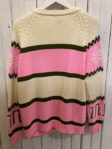 The Kimberly Sweater, 1970's