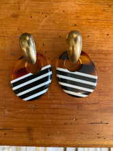 Load image into Gallery viewer, Beetlejuice Earrings, 1970's