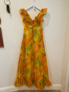 The Buttercup Dress, 1960's
