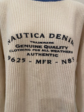 Load image into Gallery viewer, Vintage Nautica Sweater, 1990's
