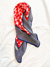 Load image into Gallery viewer, Poppy Scarf, 1960's