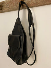 Load image into Gallery viewer, Amazing leather back pack / shoulder bag