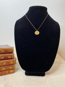 The Elizabeth Necklace