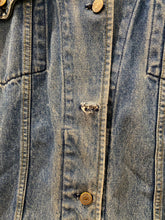 Load image into Gallery viewer, Distressed Denim Jacket, 1990s